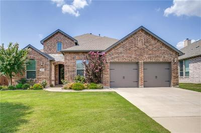 McKinney Single Family Home For Sale: 2509 Sunnyside Drive