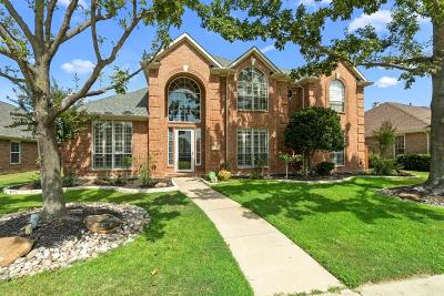 Coppell Single Family Home For Sale: 422 Old York Road