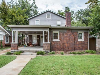 Dallas Multi Family Home For Sale: 407 S Windomere Avenue