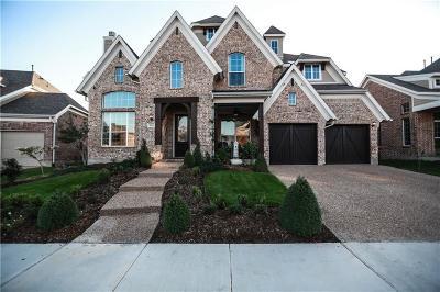 Denton County Single Family Home For Sale: 824 Oglethorpe Lane