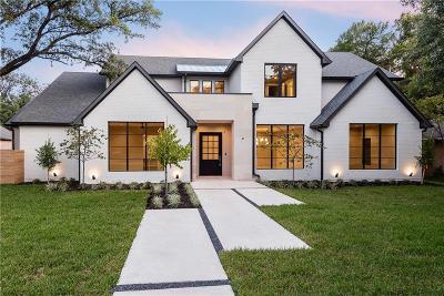 Dallas County Single Family Home For Sale: 4708 Nashwood Lane