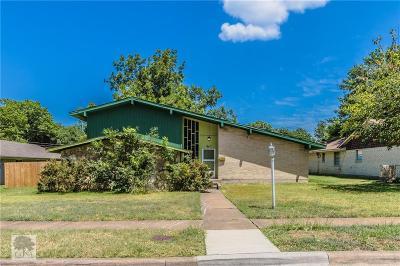 Dallas Single Family Home For Sale: 3611 Bon Park Court