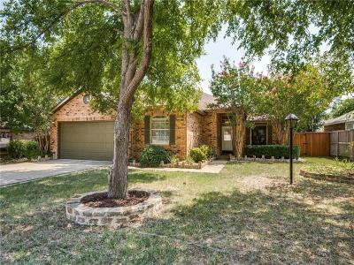 Denton Single Family Home For Sale: 2132 Westview Trail