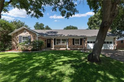 Fort Worth Single Family Home For Sale: 6028 Wester Avenue