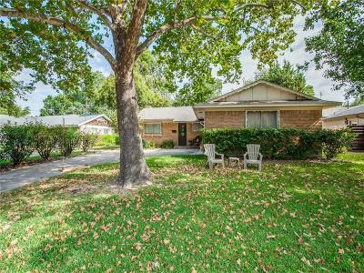 Richardson Single Family Home For Sale: 512 Salem Drive