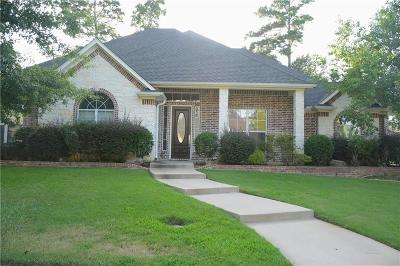 Tyler Single Family Home For Sale: 6347 Oberlin Court
