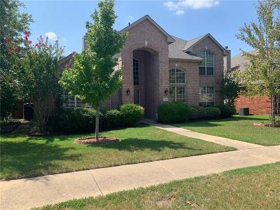Allen  Residential Lease For Lease: 1311 Constellation Drive