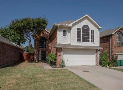 Lewisville Single Family Home For Sale: 2104 Amherst Drive