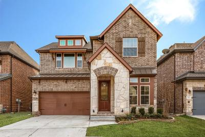 Richardson Single Family Home For Sale: 5436 Hennessey Road