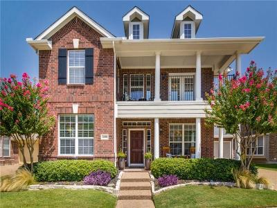Frisco Single Family Home For Sale: 4658 Shamrock Drive