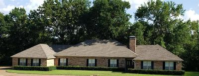 Sherman Single Family Home For Sale: 1602 Carriage Estates Road