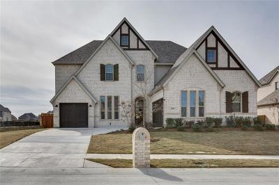 Rockwall Single Family Home For Sale: 1005 Lazy Brooke Drive