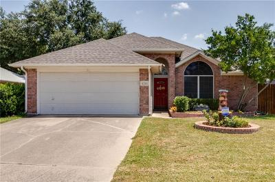 Haltom City Single Family Home Active Option Contract: 4136 Maryanne Place