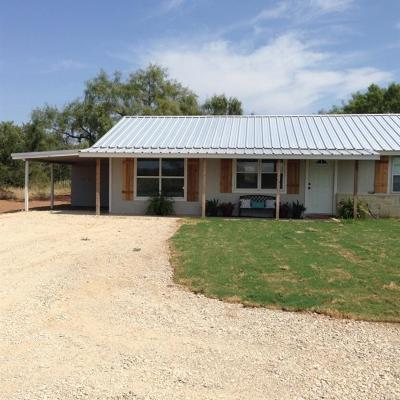 Brownwood Single Family Home For Sale: 4101 County Road 147