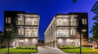 Dallas Townhouse For Sale