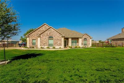 Denton County Single Family Home For Sale: 5580 Littlefield Drive