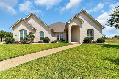 Dallas County, Denton County, Collin County, Cooke County, Grayson County, Jack County, Johnson County, Palo Pinto County, Parker County, Tarrant County, Wise County Single Family Home For Sale: 11037 Hawkins Home Boulevard