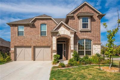 North Richland Hills Single Family Home For Sale: 5921 Cambridge Drive