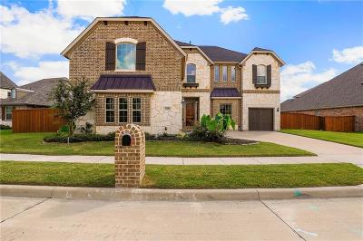 Mckinney Single Family Home For Sale: 7209 Zion Lane