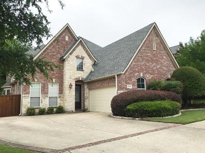 Allen  Residential Lease For Lease: 208 Tuscany Court