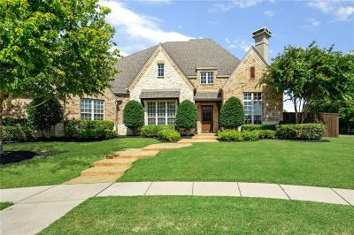 Allen Single Family Home Active Option Contract: 1200 Rio Grande Court