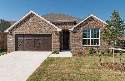Celina Single Family Home For Sale: 3809 Hereford Pass