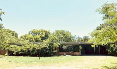 Azle Single Family Home For Sale: 145 Huling Drive
