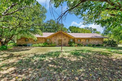 Denton County Single Family Home For Sale: 9144 W Odneal Road