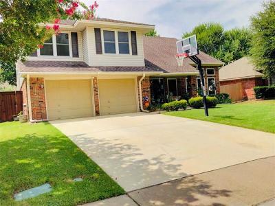 Grand Prairie Single Family Home For Sale: 331 Baldwin Street