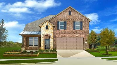 Denton County Single Family Home For Sale: 1828 Settlement Way