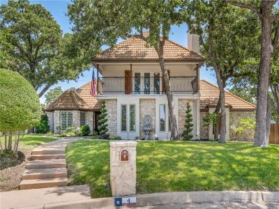 Dallas County, Denton County, Collin County, Cooke County, Grayson County, Jack County, Johnson County, Palo Pinto County, Parker County, Tarrant County, Wise County Single Family Home For Sale: 4 Shields Court
