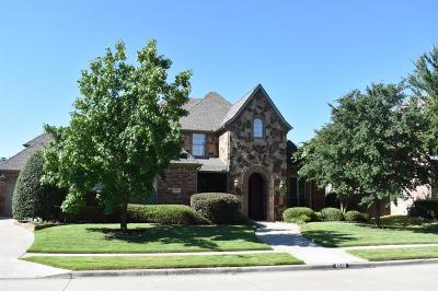 Frisco Single Family Home Active Option Contract: 4549 Veneto Drive