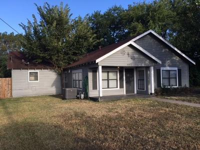 Freestone County Single Family Home For Sale: 217 S Harmon Street
