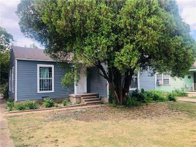 Dallas Single Family Home For Sale: 2629 E Overton Road