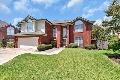 Dallas County, Denton County, Collin County, Cooke County, Grayson County, Jack County, Johnson County, Palo Pinto County, Parker County, Tarrant County, Wise County Single Family Home For Sale: 2733 Willow Creek Court