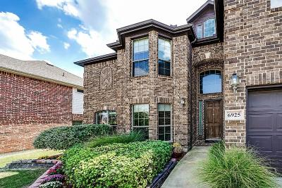 Tarrant County Single Family Home For Sale: 6925 Bent Spur Drive