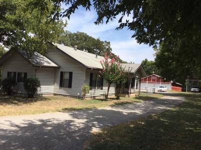Lake Dallas Single Family Home For Sale: 604 Sargent Street