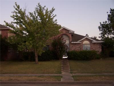 Cedar Hill Single Family Home For Sale: 912 Waterview Drive