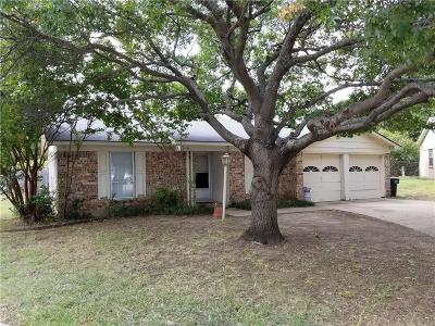 Tarrant County Single Family Home For Sale: 6616 McCart Avenue