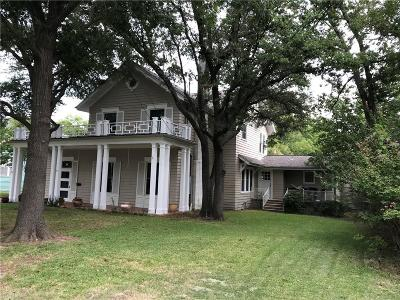 Sherman Single Family Home For Sale: 1015 N Hopson Street