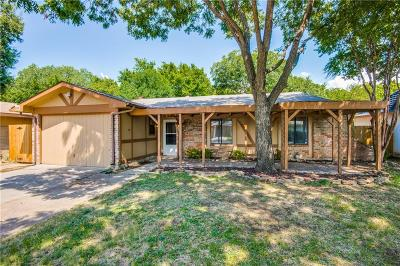 Denton County Single Family Home For Sale: 5406 Countess Court