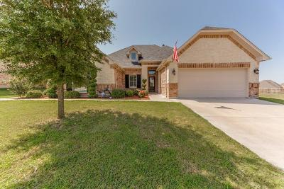 Archer County, Baylor County, Clay County, Jack County, Throckmorton County, Wichita County, Wise County Single Family Home For Sale: 320 Windy Glen Drive