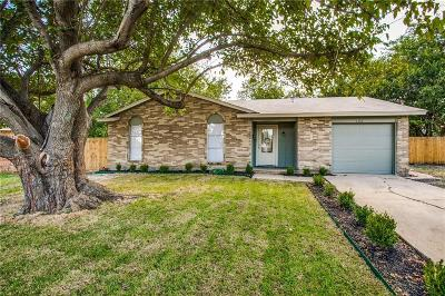 Dallas County Single Family Home For Sale: 1110 Hickory Trail