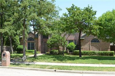Keller Single Family Home For Sale: 1307 Austin Thomas Drive