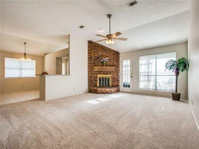 Allen Single Family Home For Sale: 605 Juniper Drive
