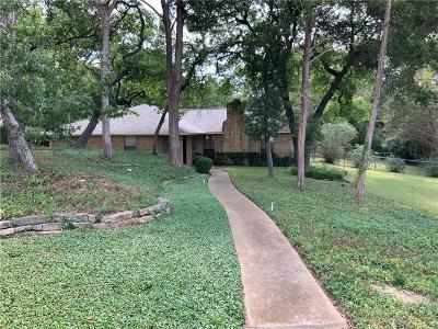 Duncanville Single Family Home For Sale: 1126 W Camp Wisdom Road