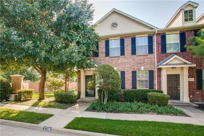 Richardson Townhouse For Sale: 3706 Hattington Lane