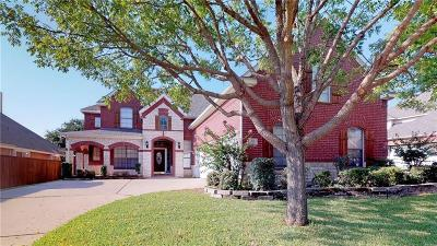 Hickory Creek TX Single Family Home For Sale: $397,700