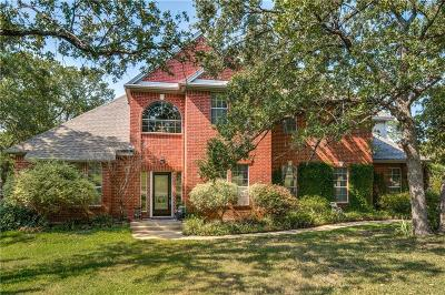 Azle Single Family Home For Sale: 7261 Peden Road