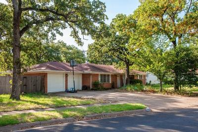 Single Family Home For Sale: 1713 Robin Road